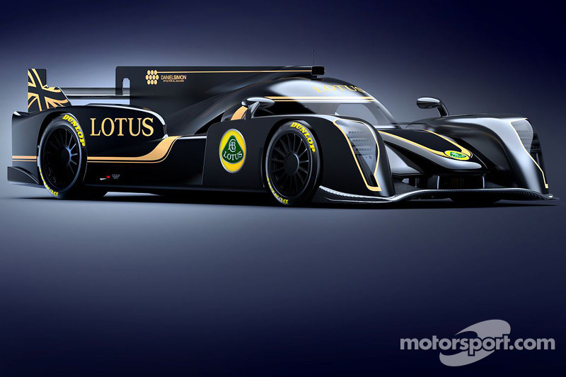 Lotus LMP2 in FIA WEC and the 24 Hours of Le Mans