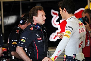 Horner 'happy' with Webber after Marko spat
