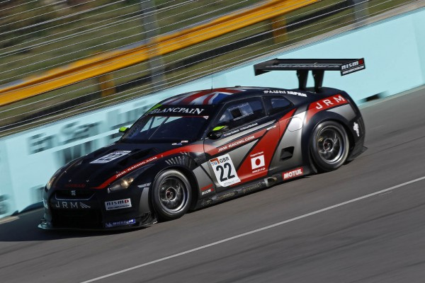 JRM confirms entry for Blancpain Endurance Series