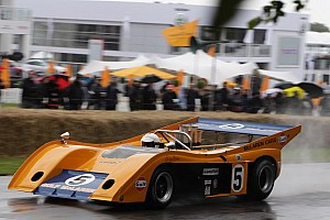 McLaren's 50th anniversary –  Bruce McLaren video