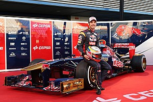 Formula 1 Breaking news Toro Rosso duo in running for Webber's seat