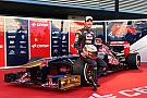 Toro Rosso duo in running for Webber's seat