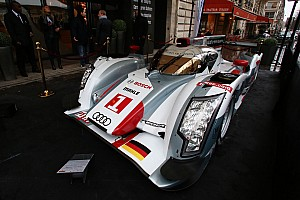 Le Mans Breaking news Audi sports cars selected as Le Mans icons