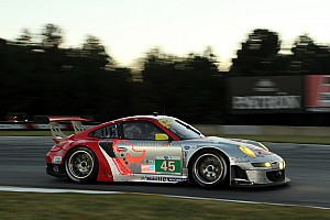 ALMS Preview Flying Lizard ready for winter testing, sets driver lineup