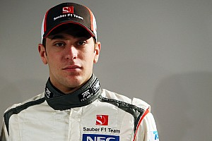 Formula 1 Breaking news Sauber wants reserve Frijns to race in 2013