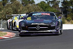 Endurance Practice report Holdsworth ends Bathurst 12 Hour practice 2nd