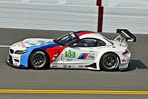 ALMS Special feature Team RLL enjoy their new BMW Z4 GTE in Daytona