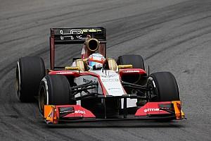 Formula 1 Breaking news Pirelli buys 2011 HRT car - report