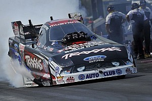 NHRA Qualifying report Force, Schumacher, Edwards top qualifiers at Pomona