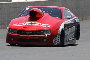 Qualifying in Pomona productive for Shane Gray and Gray Motorsports team