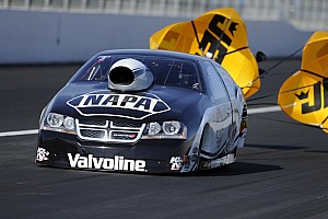 NHRA Race report Mopar launches 2013 season with win at Pomona
