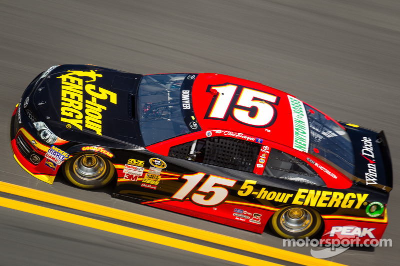 Clint Bowyer preparing for Daytona Duel No.2