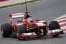 Barcelona: The day after for Ferrari