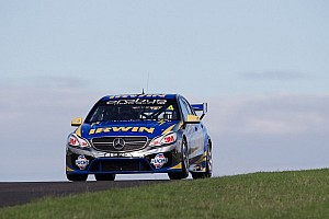 V8 Supercars Breaking news Holdsworth is ready for AMG Mercedes-Benz debut at Clipsal 500 - Video