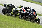 Crutchlow and Smith back in action at second Sepang test on hot and rainy first day