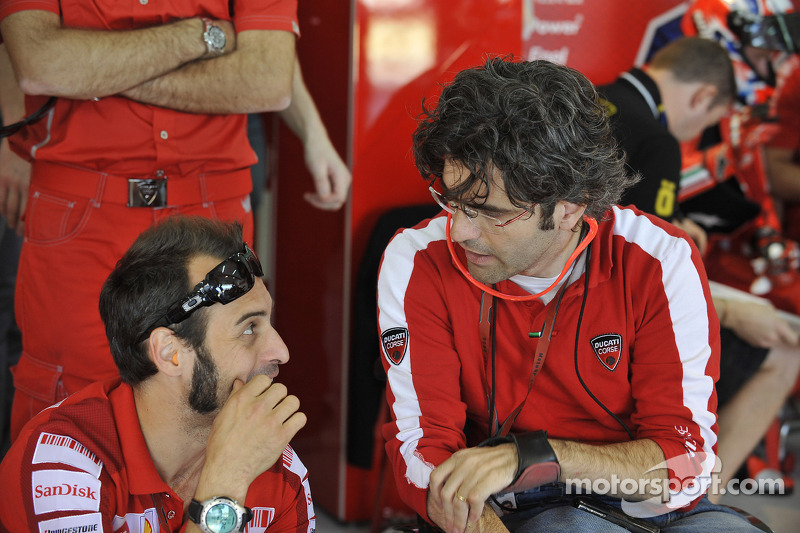 Top engineer Preziosi resigns from Ducati Motor Holding