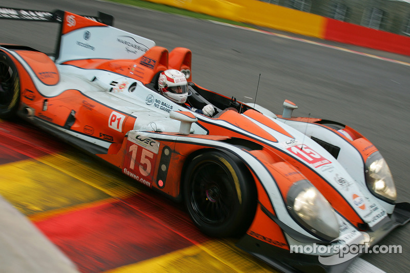 Baguette, Plowman and Gonzalez to share OAK Racing's #35 Morgan LM P2 in WEC