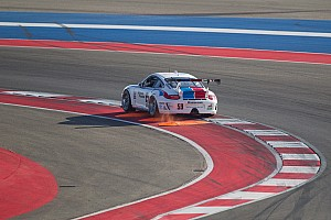 Brumos ends Circuit of the Americas debut with podium celebration