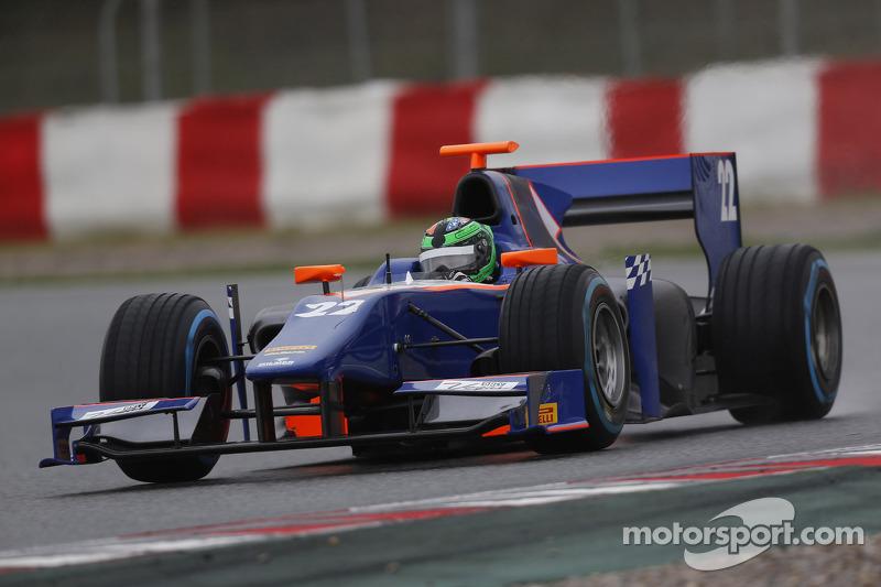 Daly impressive top 10 in Barcelona testing