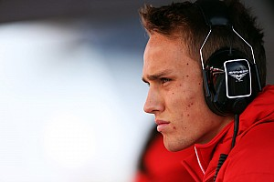 Chilton denies wealthy father buying Marussia
