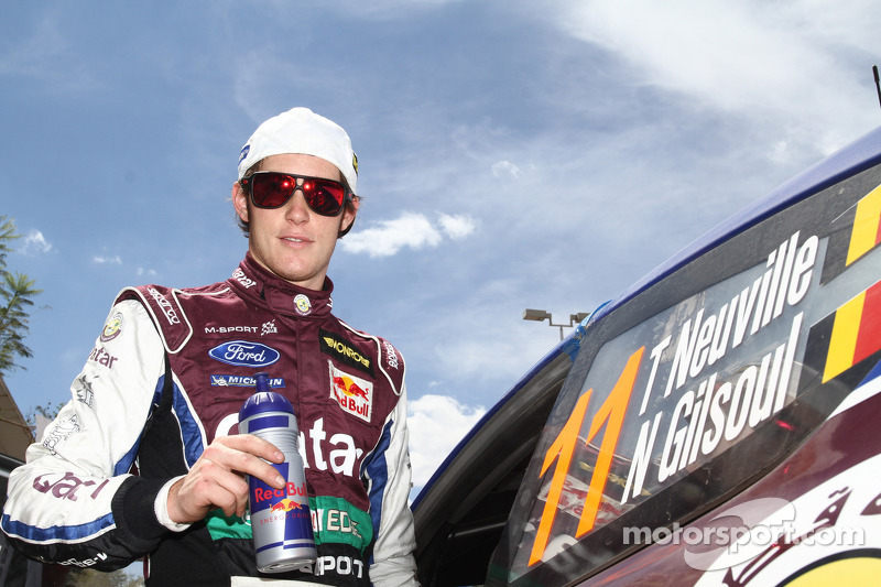 Qatar puts Belgium's Neuville on maiden WRC podium on Rally Mexico