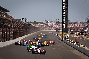 IndyCar Commentary Closeness is a given in IndyCar's 2013 season