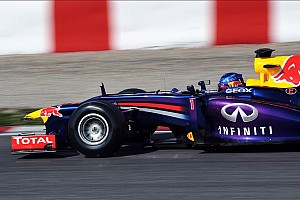 Formula 1 Breaking news Vettel calls 2013 car 'Hungry Heidi'