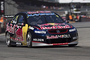 V8 Supercars Practice report Whincup shines as Ford fights back in practice two in Melbourne