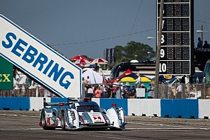 ALMS Race report Penalty sets back No. 1 Audi R18 as Audi Sport still 1-2