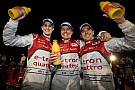 Another historic success for Audi in the  Twelve Hours of Sebring
