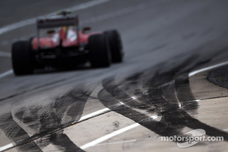 Massa and Alonso will start in second and third place respectively on Malaysian GP