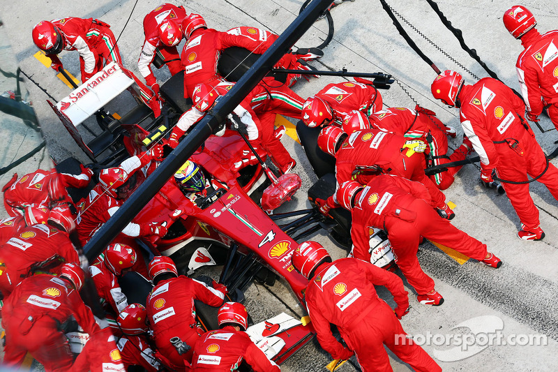 Looking past the numbers - Ferrari