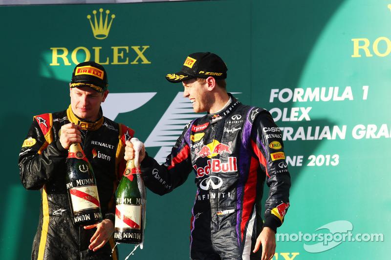 Raikkonen 'a candidate' for Red Bull seat - Mateschitz