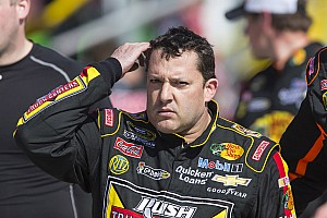 NASCAR Sprint Cup Preview Stewart is looking ahead to Martinsville 500