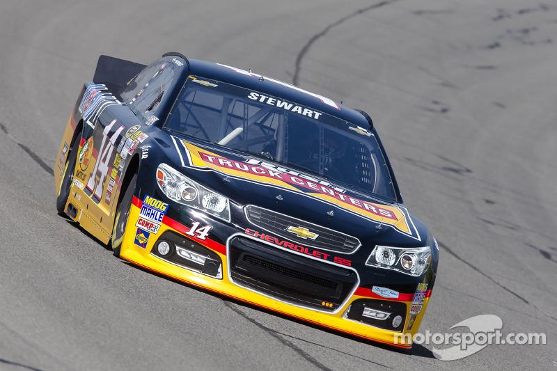 Stewart is looking ahead to Martinsville 500
