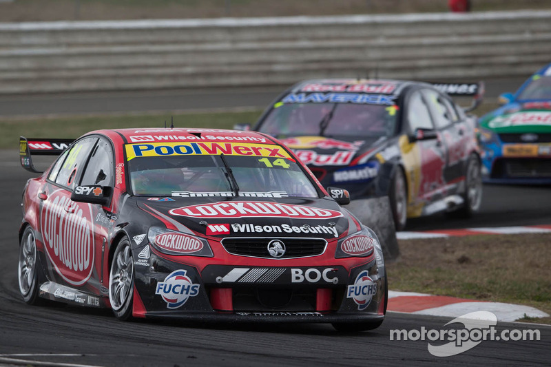 Coulthard who had another great day at Symmons Plains on Race 2