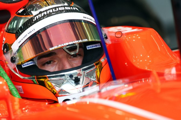 Bianchi admits Ferrari future 'in mind'