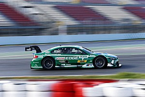 DTM Testing report Preseason testing ends at Hockenheim with Farfus setting the pace