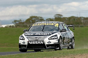 Supercars Race report Nissan Motorsport scores first-ever top 10 results at Pukekohe Circuit