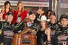 Kyle Busch celebrates 300th start with win at Texas