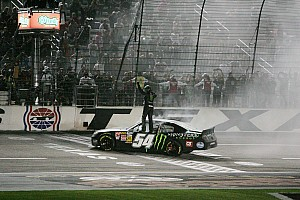 55th career victory for Kyle Busch at Texas 300