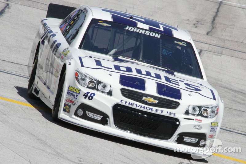 Johnson looks to stay on top at Kansas