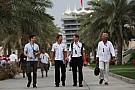 Ecclestone shakes up F1 paddock