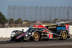 ALMS Qualifying report Long Beach Rebellion: Jani takes pole position