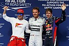 Rosberg storms to pole for the battle of Bahrain GP