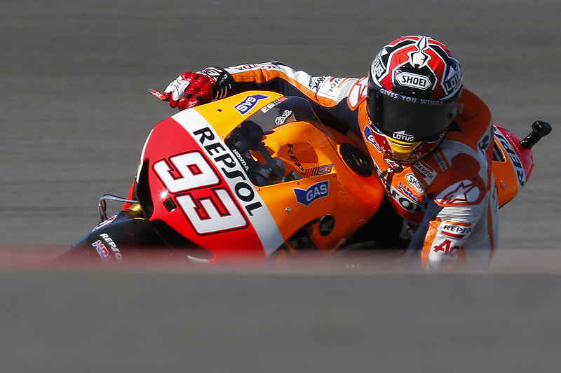 Marquez grabs debut pole in devastating fashion in Austin