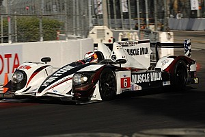 ALMS Race report Graf, Luhr win third straight Long Beach race