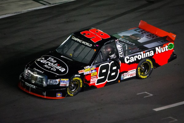 NASCAR hands out penalties following the NCWTS race in Kansas