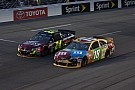 Joe Gibbs Racing's driver Kyle Busch third at Richmond