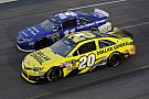 The rules prevail in NASCAR